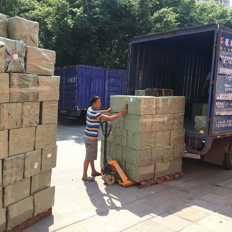Product shipment