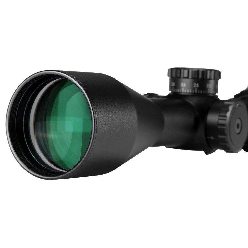 RIFLESCOPE CHINA  MARCOOL HD 3-18X50 SFL  FFP TACTICAL HUNTING SCOPES MAR-118
