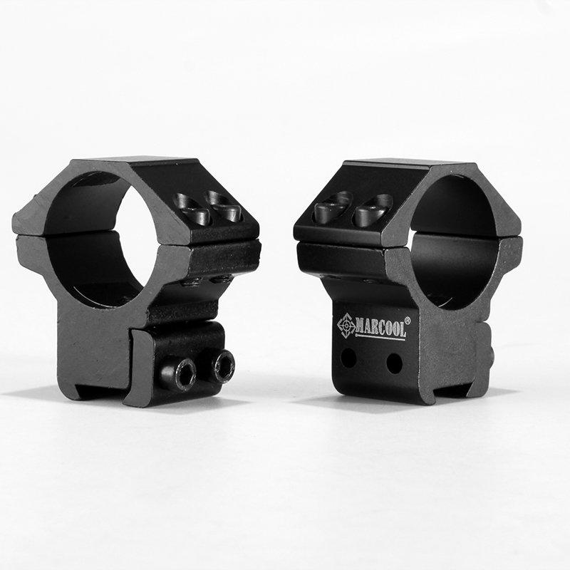Riflescope Accessory Marcool 25.4mm 1'inch  3/8' Devotail Ring Mount