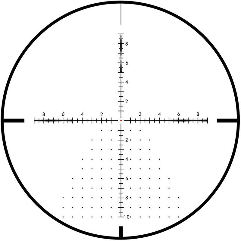 Tactical Rifle Scopes Marcool Stalker 3-18x50  SFIR FFP HD Riflescope For Sniper