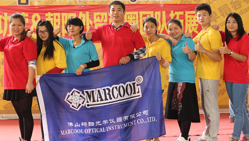Marcool Team Train