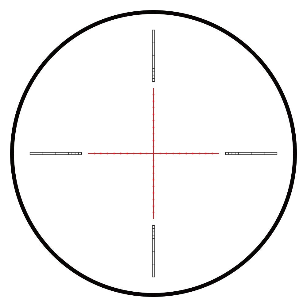 Marcool ALT 6-24X50 SFIR Riflescope MAR-028
